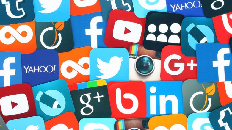 Master Social Media Today - Social Media Icons